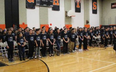Hasbrouck Heights Schools Holds 31th [sic] D.A.R.E. Graduation