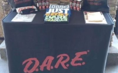 D.A.R.E. To KARE Promotion Table