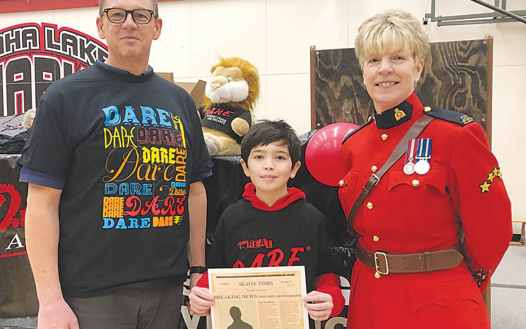 170 Graduate from D.A.R.E.