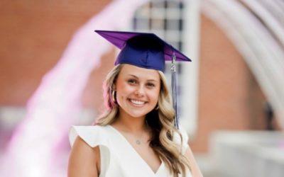 """Carley Keller, D.A.R.E.'s 2021 Louis """"Skip"""" Miller National Scholarship Recipient"""