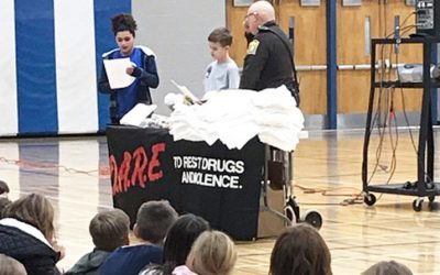 Kids Took the D.A.R.E. to Avoid Substance Abuse