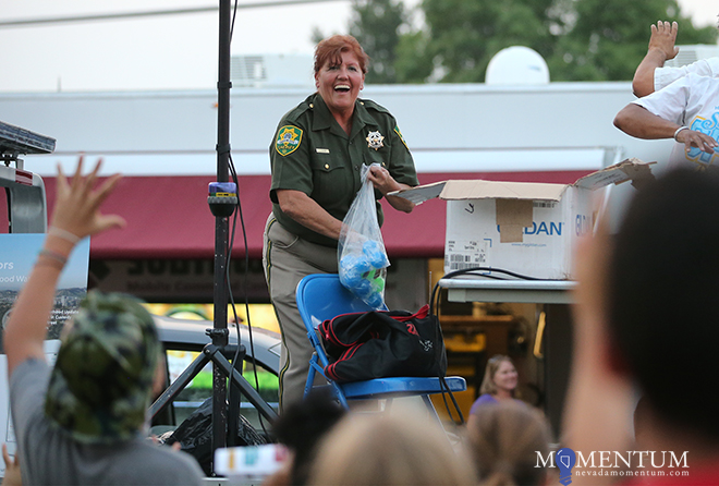 Retiring Carson City Sheriff's D.A.R.E. Officer Leaves Legacy of Relationship Building with Kids, Parents and Community