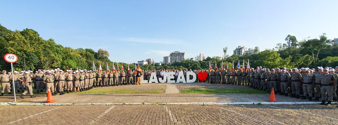 State of Rio Grande do Sul, Brazil Celebrates 22 Years of D.A.R.E./PROERD