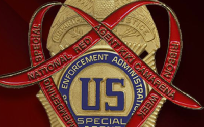 You're invited to DEA's Virtual Red Ribbon Rally, October 5th