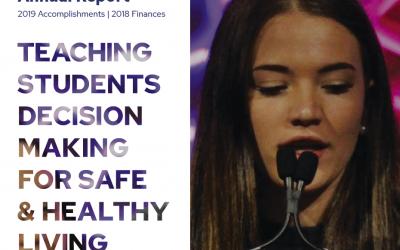 D.A.R.E. Annual Report: 2019 Accomplishments | 2018 Finances