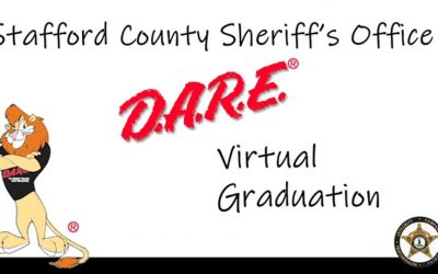 Stafford County Sheriff's Office D.A.R.E. Virtual Graduation