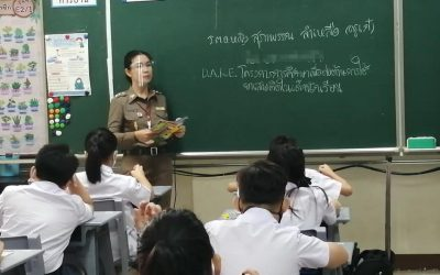 Thailand Re-Opens Schools