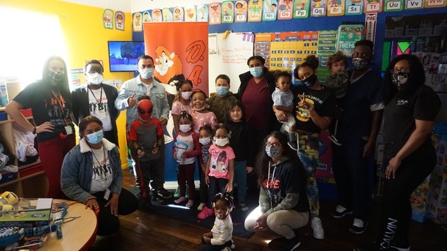 D.A.R.E. To KARE Toy Donation