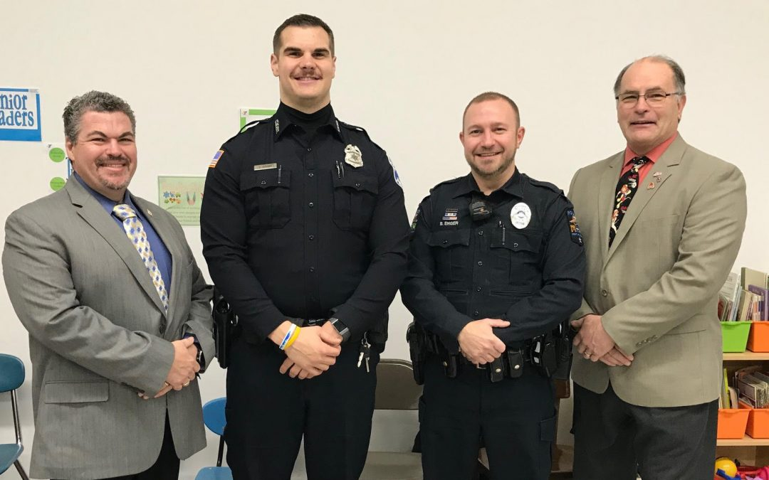 Wisconsin's Newest D.A.R.E. Officers